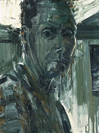 self portrait by euan macleod