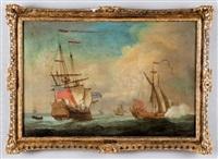 battaglia navale by francis swaine