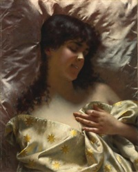 sleeping beauty by josef lieck