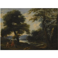 landscape with mercury and argus by flemish school-brussels (17)