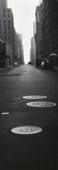 west 47th street by esther bubley