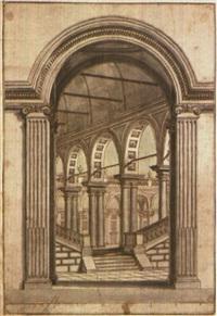studio di scenografia by mauro antonio (maurino) tesi