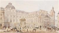 palais de justice by thomas talbot bury