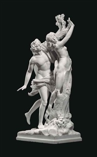 apollo and daphne by gian lorenzo bernini