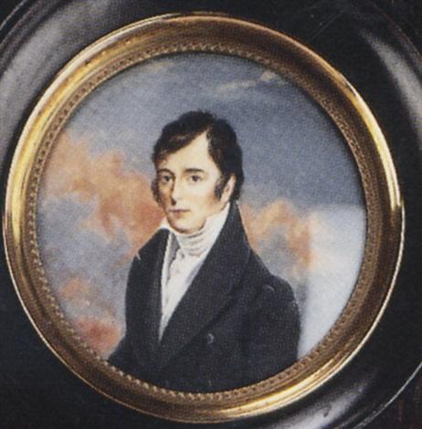 portrait dhomme by jean françois soiron