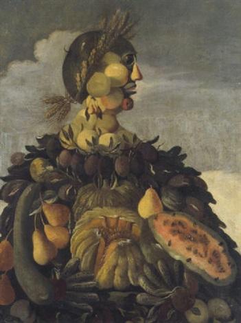 allegoria dellestate by francesco zucchi