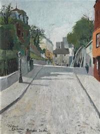 la rue des saules by roland coudon
