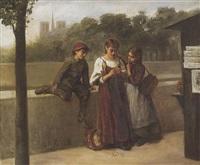 enfants sur les quais de paris by espérance langlois