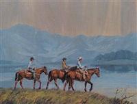 lakeshore trail by richard audley freeman