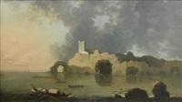 torre delle grotte, near naples by richard wilson