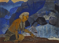 reading of the runes by svetoslav nikolaevich roerich