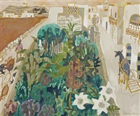 garden by mary fedden