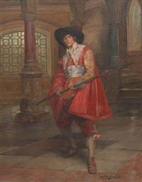 a cavalier by alex de andreis