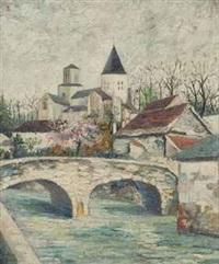 townscape by elisée maclet