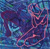 purple-blue by yigit yazici