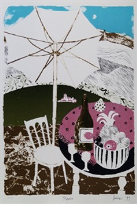 picnic by mary fedden