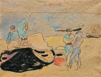fishermen by louis valtat