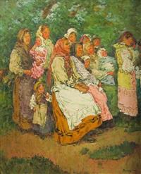 gathering by traian cornescu