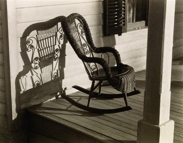 Astounding American Rural Baroque Wicker Rocking Chair By Ralph Steiner Ibusinesslaw Wood Chair Design Ideas Ibusinesslaworg