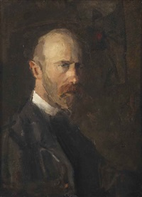 self portrait by isaac israels