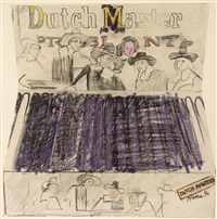 dutch masters by larry rivers