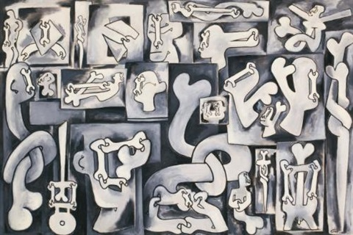 ideas for sculpture by sorel etrog