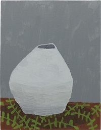 untitled (new pot) by jonas wood