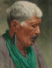 memories, wiripine ninia, a ngati awa chieftainess by charles frederick goldie