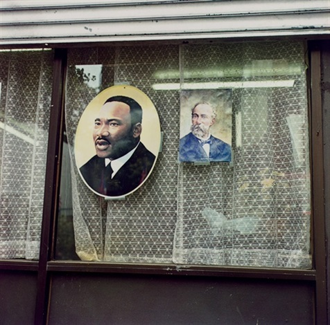 martin luther king jr east 17th st nyc by zoe leonard