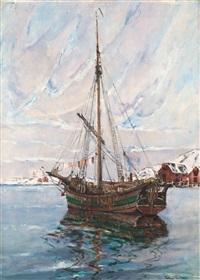 jakt, lofoten by rikard lindström