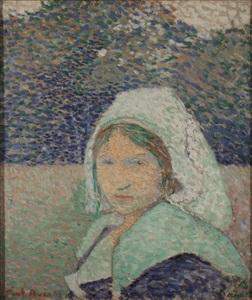 artwork by émile bernard