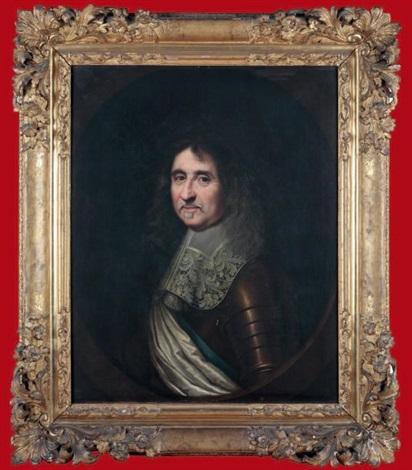 le maréchal de la meilleraye by philippe de champaigne