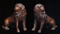 sejant lion by austrian school-tyrolean (17)