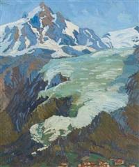 mont blanc by clément (joseph charles louis) sénèque