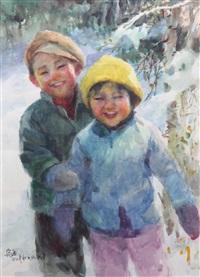 瑞雪 by luo zonghai
