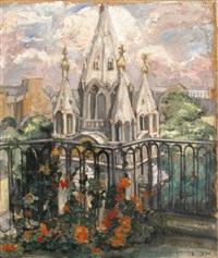 l' église by carlos raymond