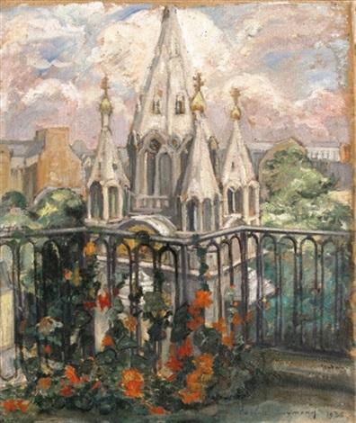 l église by carlos raymond