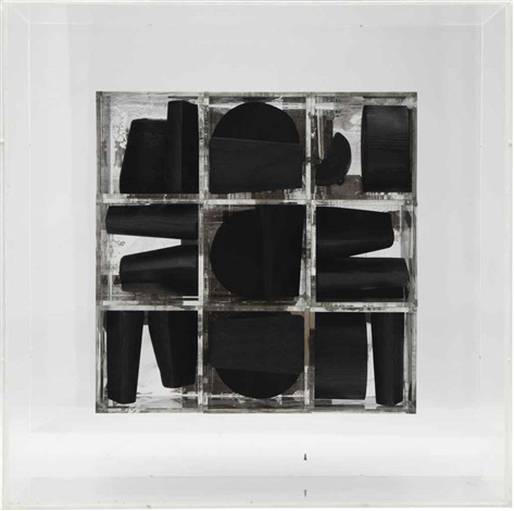 expanding reflections v by louise nevelson
