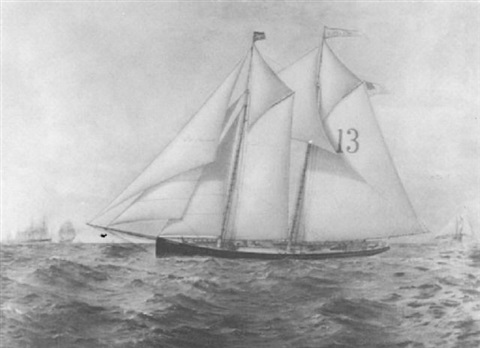 pilot boat 13 caldwell h colt by conrad freitag