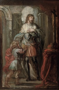 saint louis as a crusader by philip fruytiers