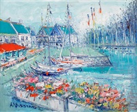 quais a auray by yolande ardissone