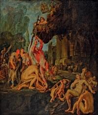 apollon et marsyas by jacob jordaens