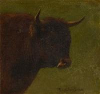 tête de vache by rosa bonheur