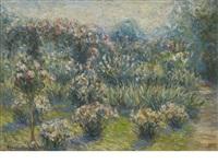 jardin à giverny by blanche hoschedé-monet
