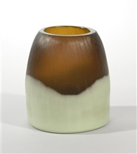 nebbia lunare vase by thomas stearns