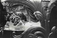hollywood, 1955 by robert frank