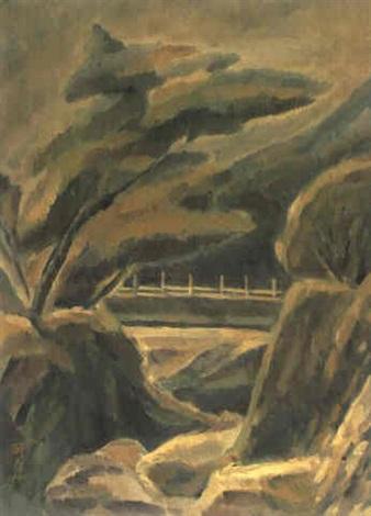 scenery of muzha by liu zuiqui