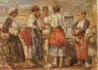 lavanderas by enzo doméstico kabregu
