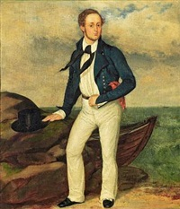 english sailor by georg carl christian raedel