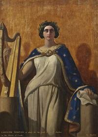 a figure of erin by daniel maclise